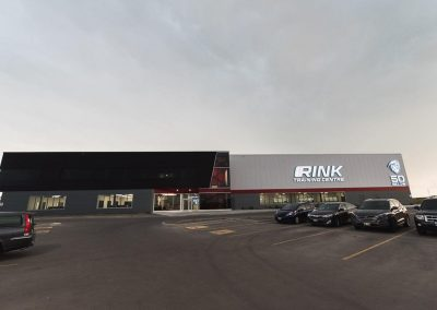 The Rink Training Facility