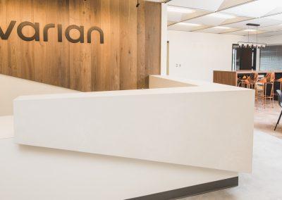 Varian Medical Systems Renovation